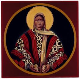 Bolivian Christ