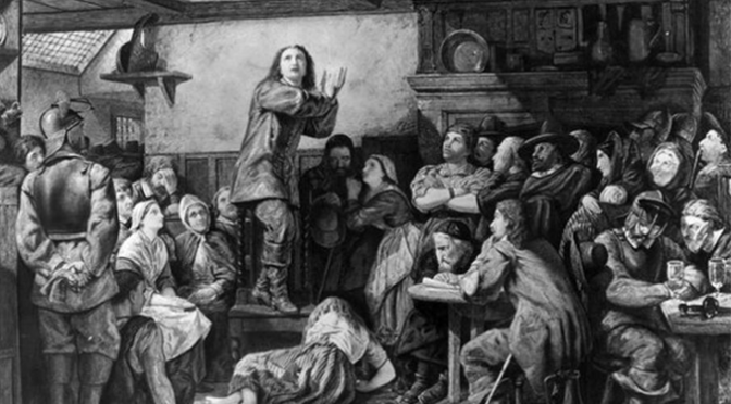 Quakerism as a Charismatic Tradition