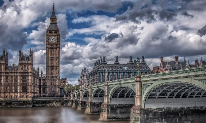 Let Jesus' Light Shine in London's Darkness
