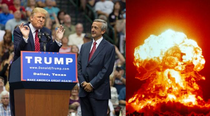 To Whom Has God Given Authority To Kill Donald Trump?