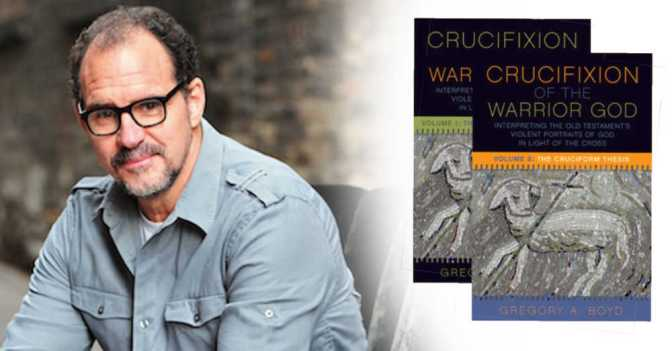 Greg Boyd: How the Violent Portraits of God Can Point to the Cross
