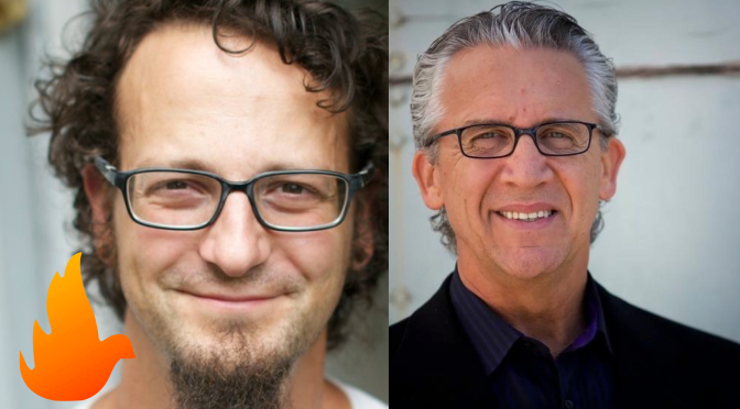 "Shane Claiborne on His ""Charismatic DNA"" and When He Ministered With Bill Johnson"