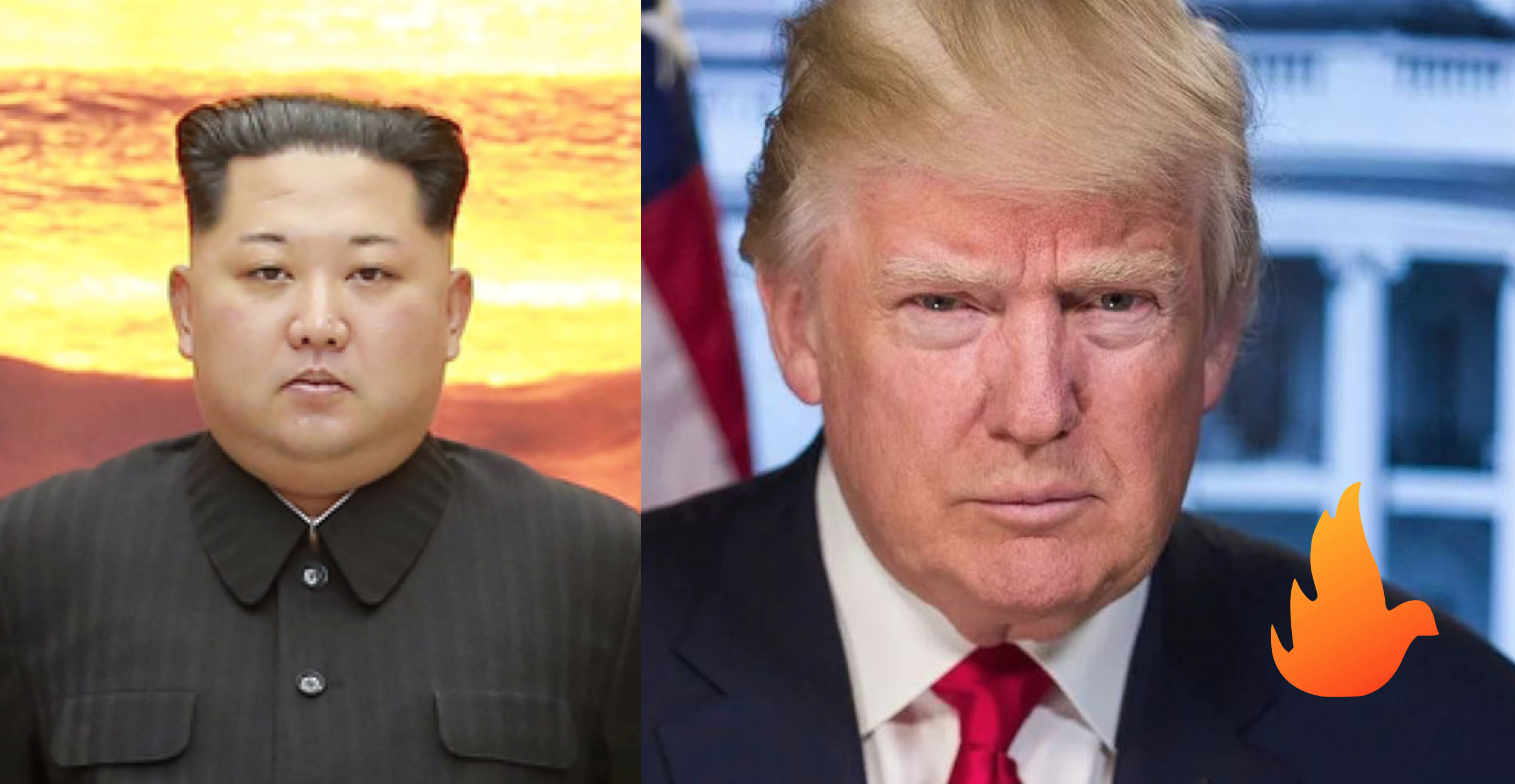 Can We Please Stop Pretending that Trump's Genocidal Rhetoric Towards North Korea Was a Good Thing?