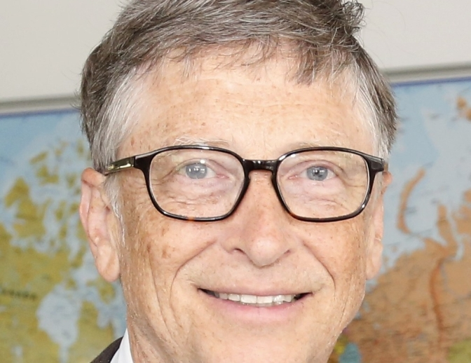 Why Bill Gates Doesn't Prove that Wealth is OK