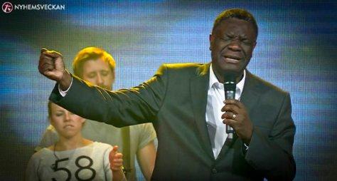 mukwege nyhem