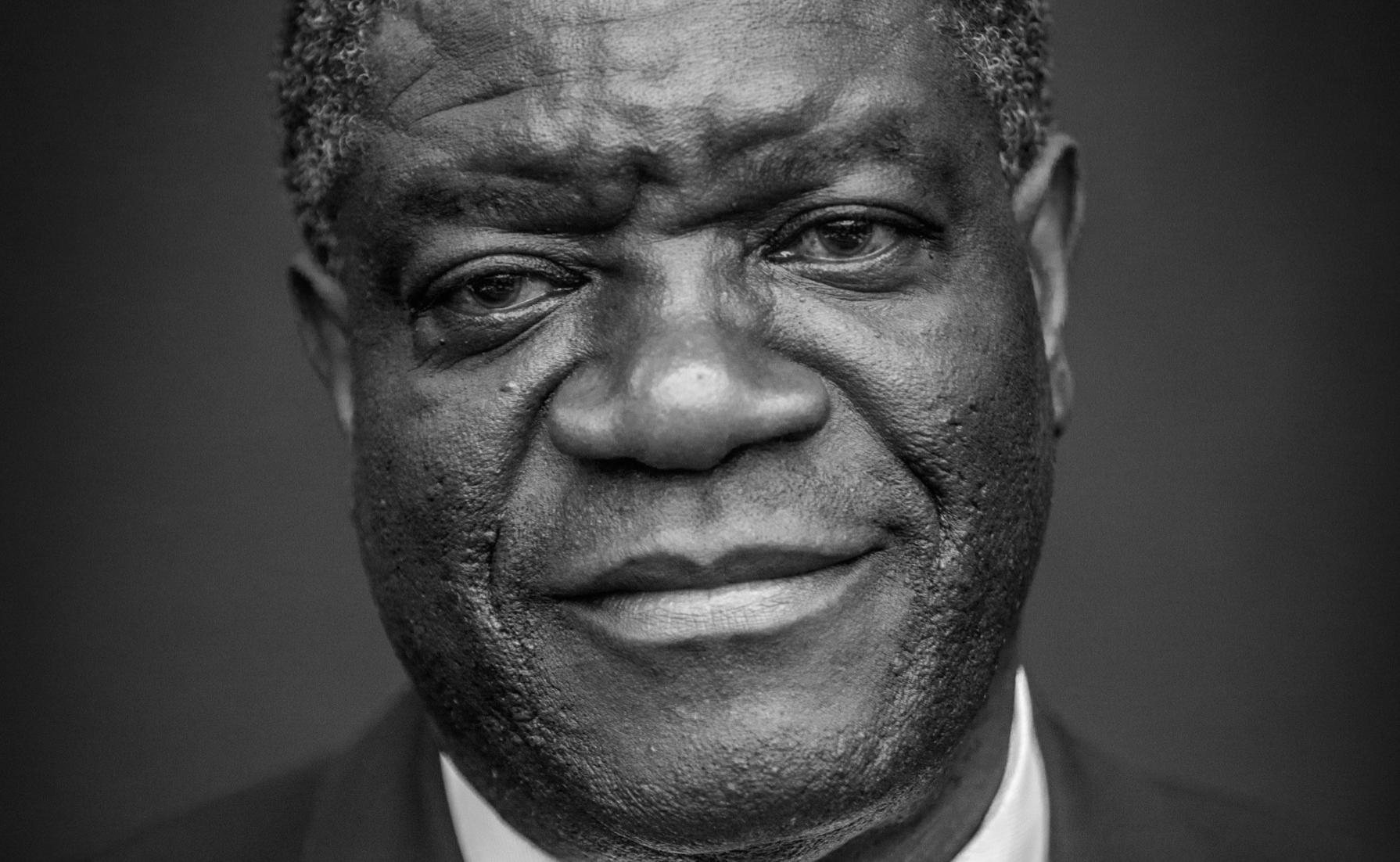 Pentecostal Nobel Peace Prize Winner Denis Mukwege Gives Glory to God