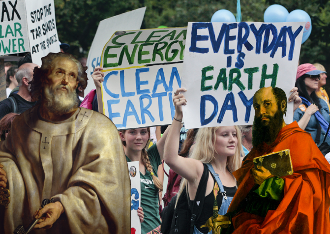 Four Ways an Apostolic Lifestyle will Solve the Climate Crisis