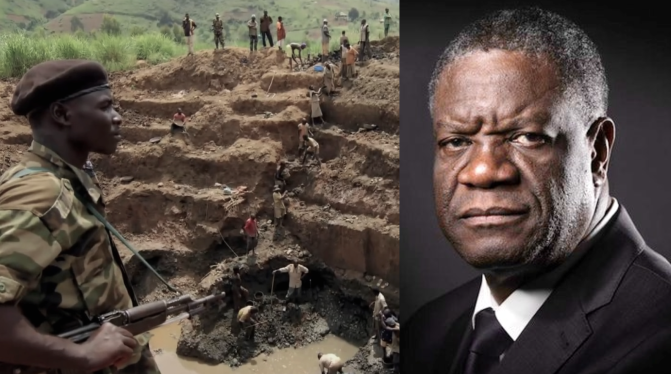 Denis Mukwege: The Link Between Smartphones and War