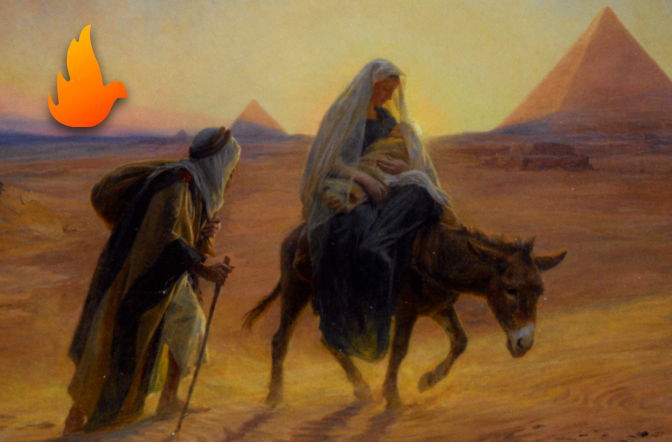 Five Weird Ways People Deny That Jesus Was a Refugee