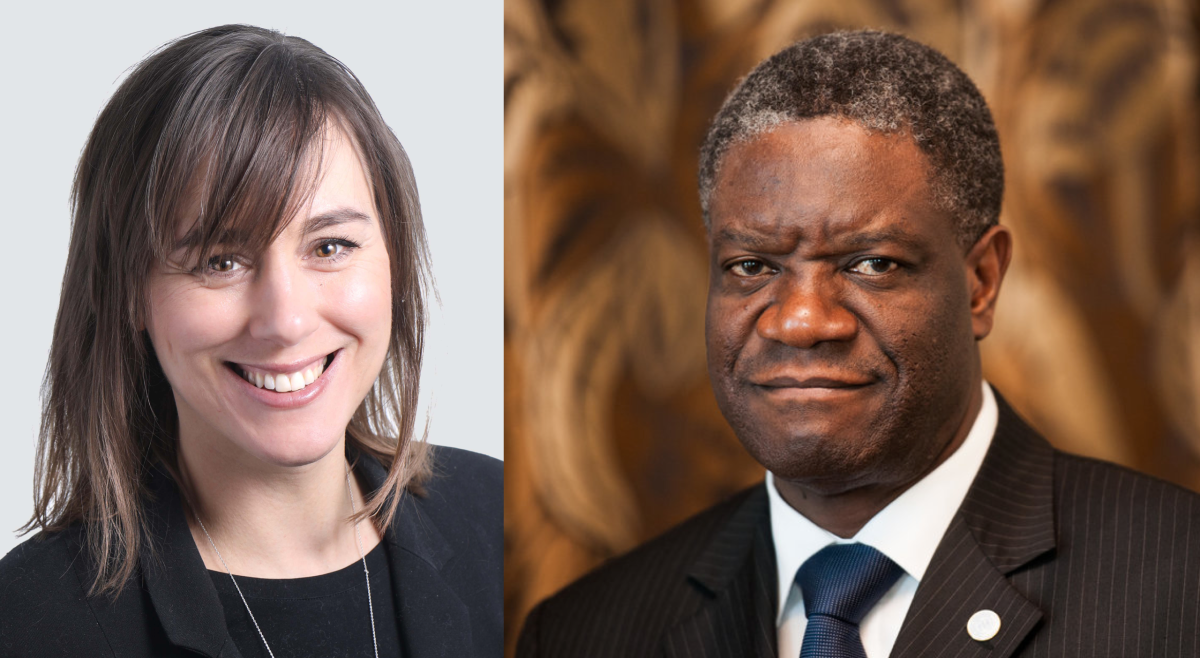 "Pentecostal Nobel Prize Laureate Denis Mukwege is ""Accepted in All Camps"""
