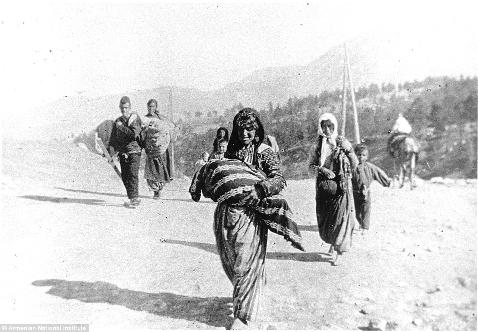 "The Pentecostal ""Angel of Mercy"" During the Armenian Genocide"