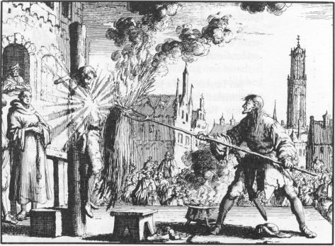 anabaptist martyred