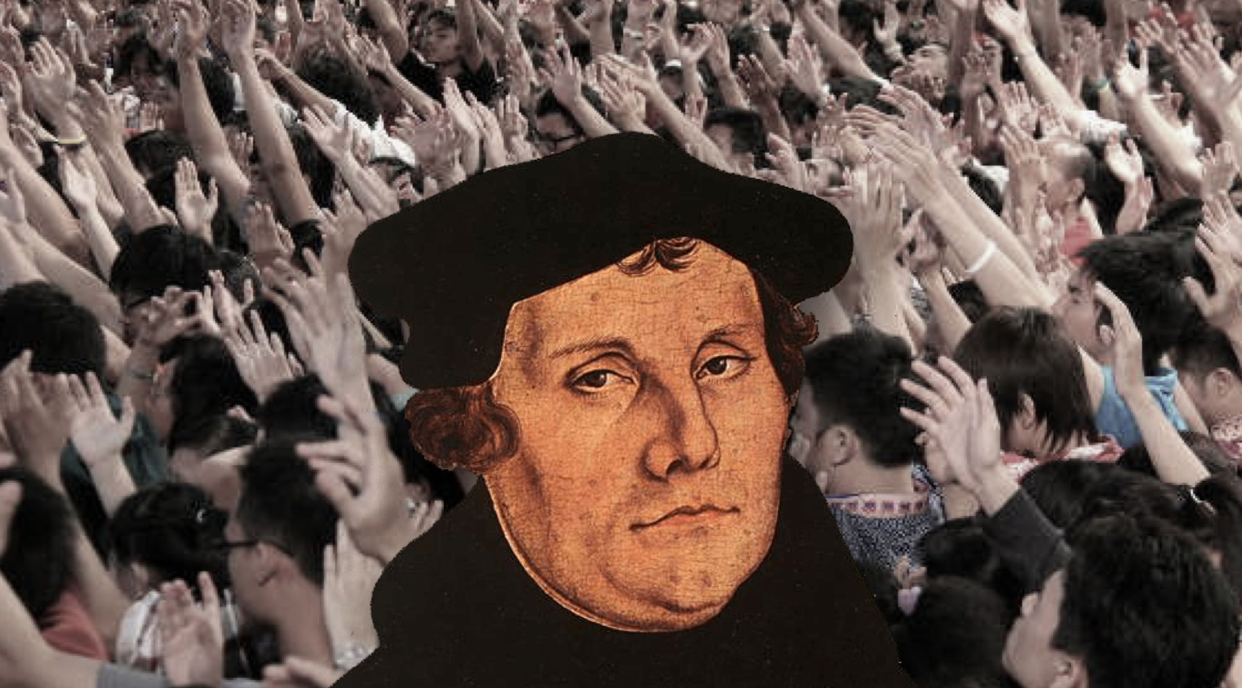 Luther's Failure and the Success of Pentecostalism