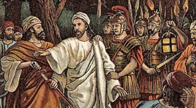 Why Did Jesus Tell His Disciples to Buy Swords?