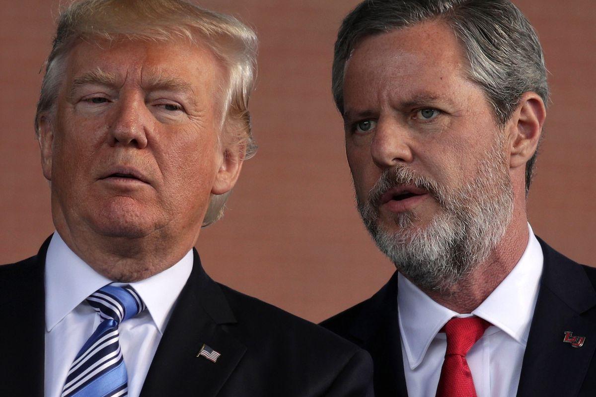 Evangelical Hypocrisy extends far beyond Jerry Falwell Jr.