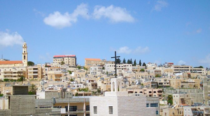 Occupation and Covid: A Strange Christmas in Bethlehem