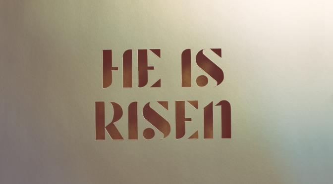 Christus Victor – Happy Easter