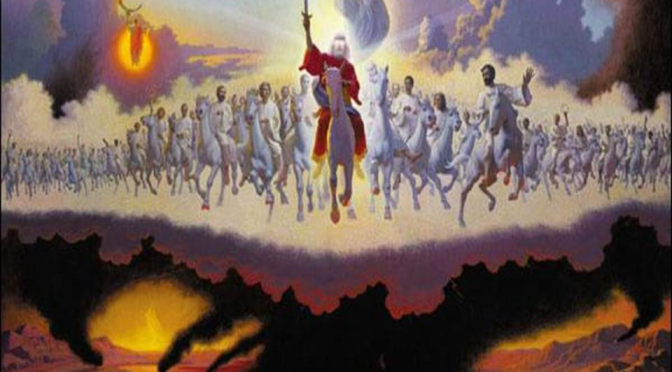 Will Jesus Wage a Literal War According to Revelation?