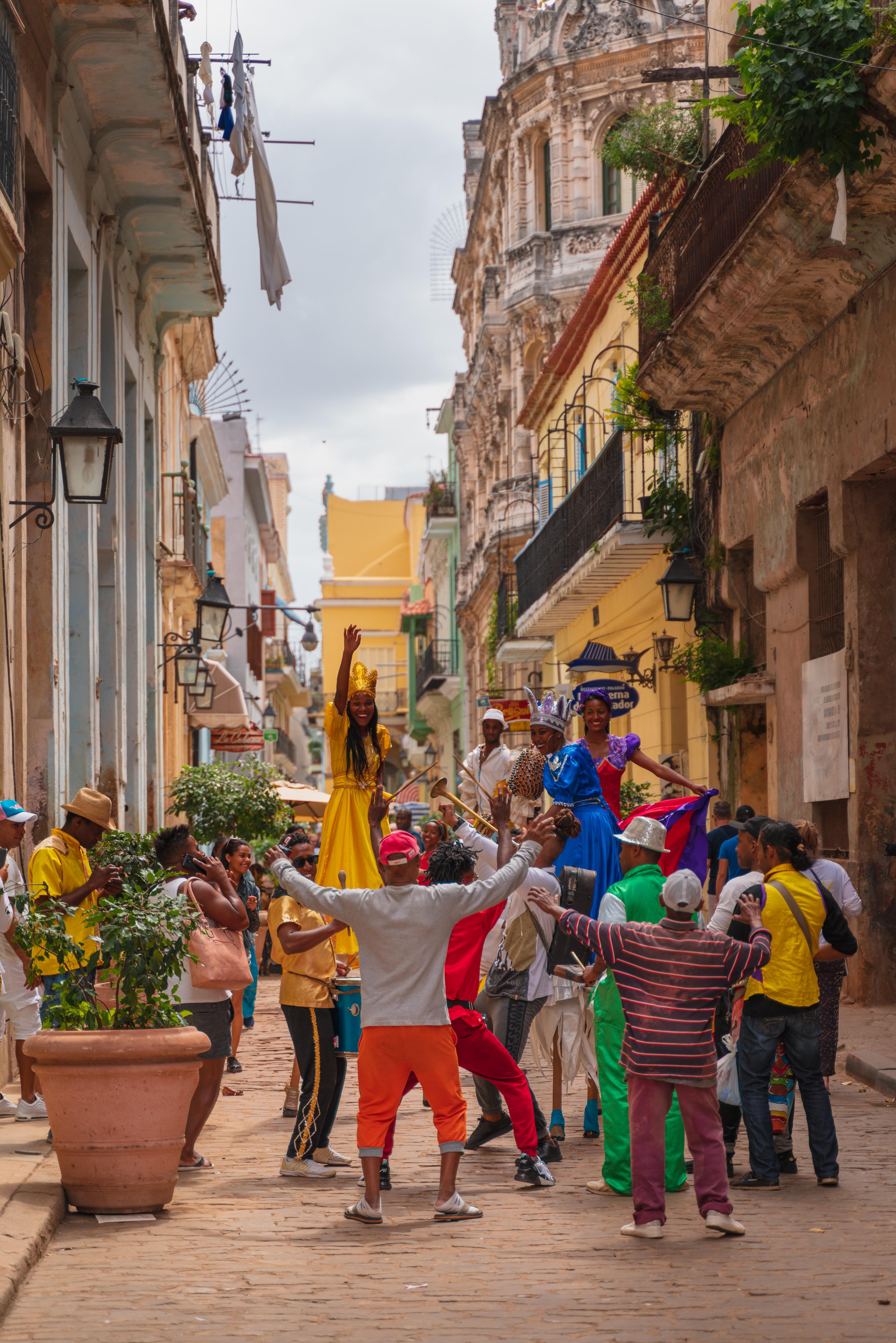 The kingdom of God  – a dance parade